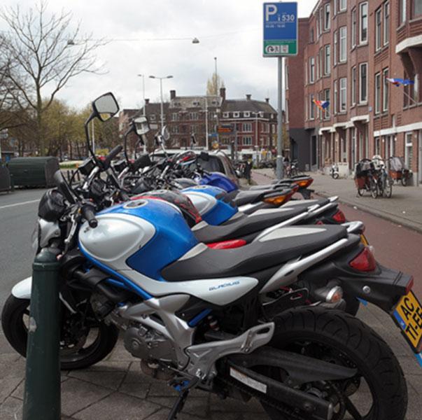 Motorrijles Rotterdam
